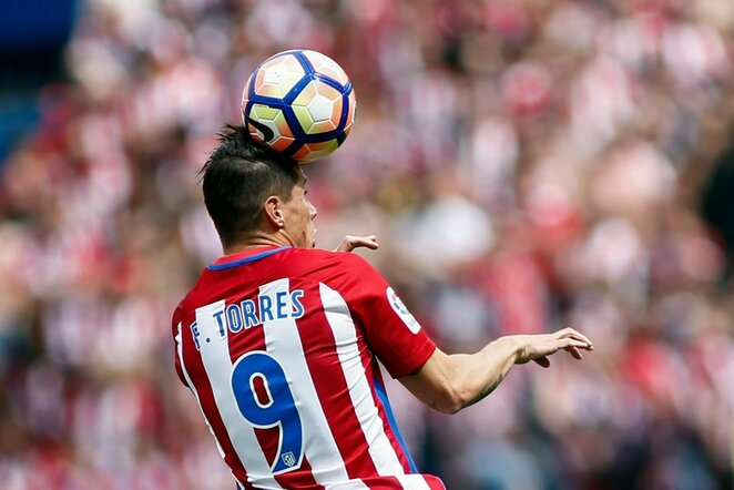 Fernando Torresas   Scanpix nuotr.