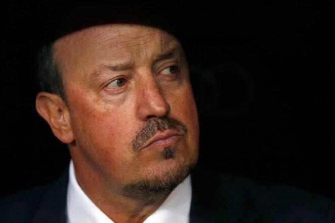 Rafaelis Benitezas | AP/Scanpix nuotr.