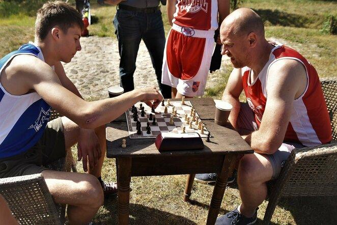 Šachbokso varžybos | Organizatorių nuotr.