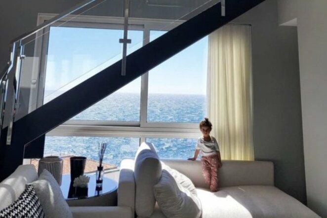 Prabangūs C.Ronaldo namai Madeiroje | Instagram.com nuotr