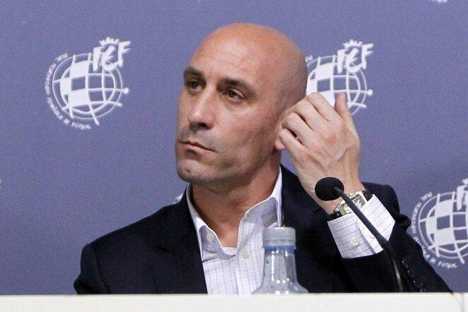 Ispanijos futbolo federacijos prezidentas Luisas Rubialesas | Scanpix nuotr.