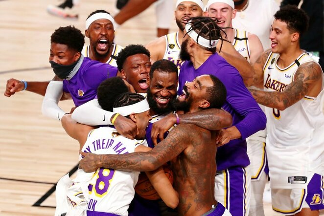 Lakers | Scanpix nuotr.