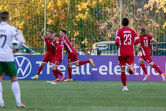 Rungtynių akimirka   Žygimanto Gedvilos / BNS foto nuotr.