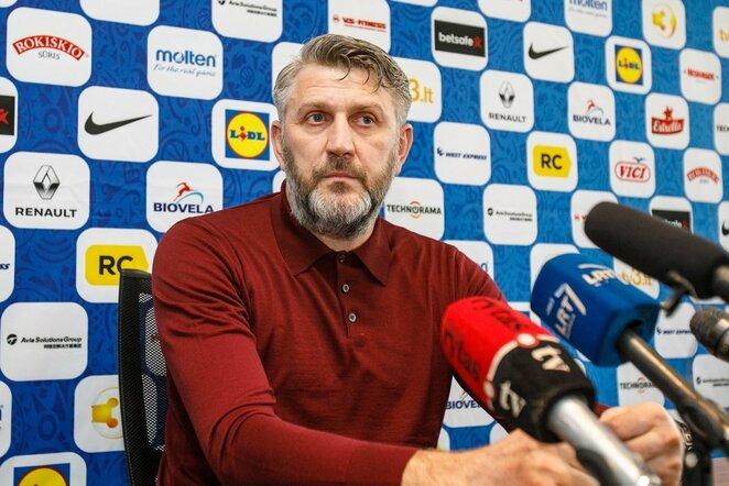 Darius Maskoliūnas | Eriko Ovčarenko / BNS foto nuotr.