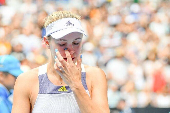 Caroline Wozniacki | Scanpix nuotr.
