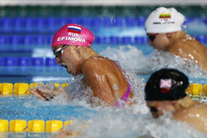 Finalinis plaukimas | Scanpix nuotr.