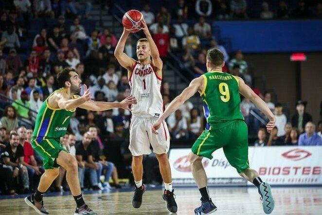 Kevinas Pangosas | FIBA nuotr.