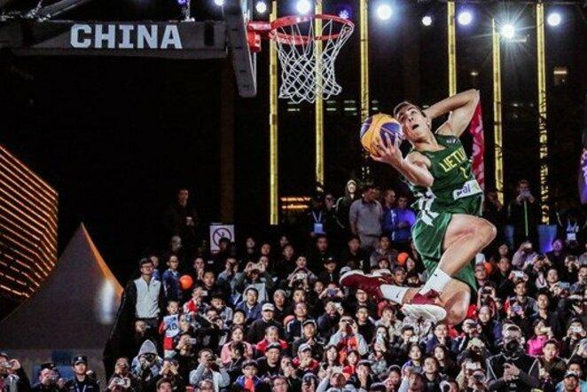 Justinas Jogminas | FIBA nuotr.