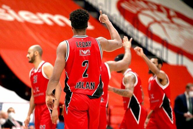 Zachas LeDay | Euroleague nuotr.