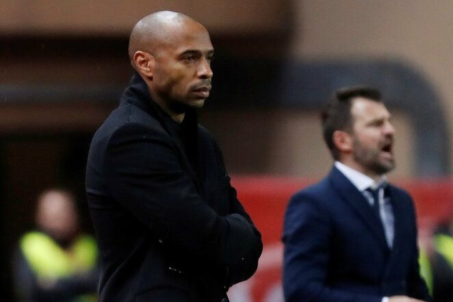 "Čempionų lyga: ""Monaco"" - ""Brugge""   Scanpix nuotr."