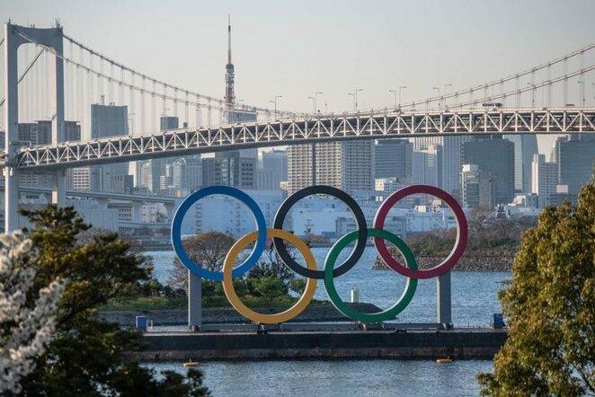 Olimpiniai žiedai (IOC nuotr.)   Organizatorių nuotr.