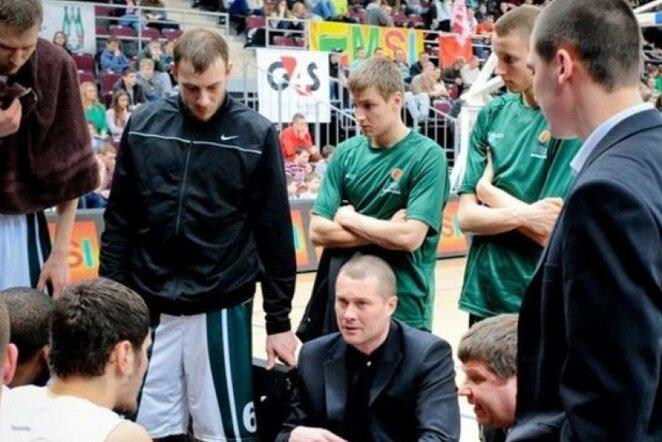 Alytaus komandai laimėti NKL nepavyko (Fotodiena.lt)