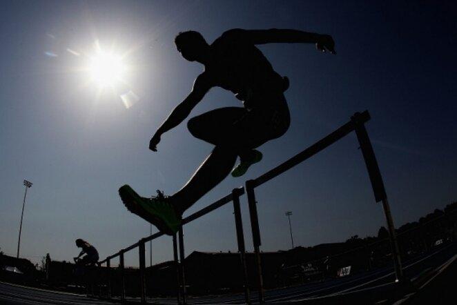Lengvoji atletika | AFP/Scanpix nuotr.