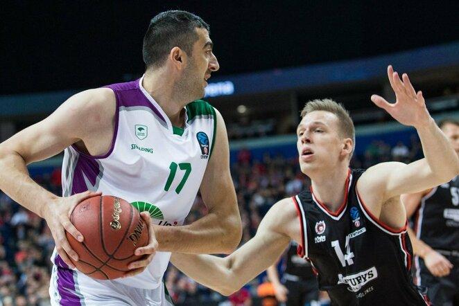 rungtynių akimirka | Josvydo Elinsko / BNS foto nuotr.