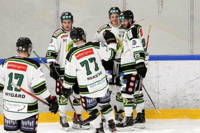 Ugnius Čižas ir Paulius Gintautas | hockey.lt nuotr.