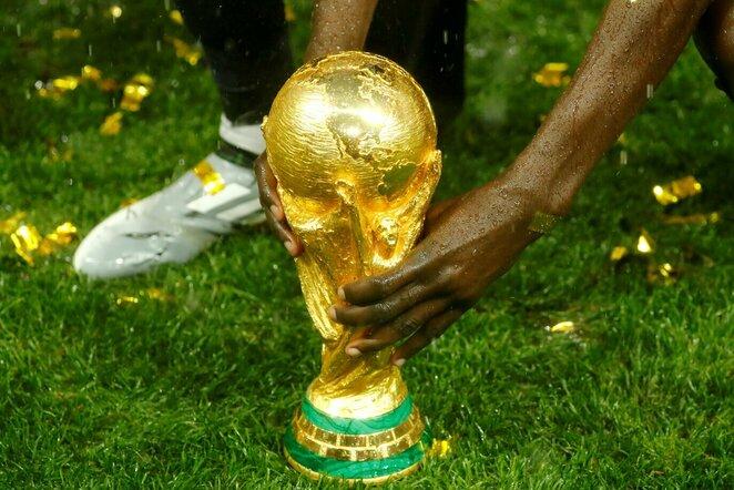 Pasaulio futbolo čempionų taurė | Scanpix nuotr.