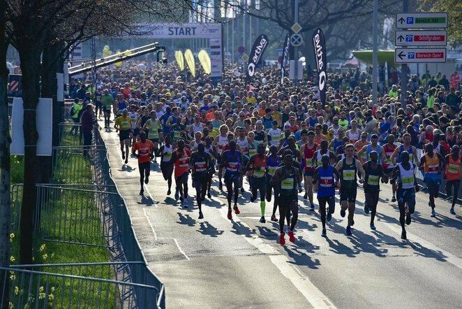 Hanoverio maratonas | Scanpix nuotr.