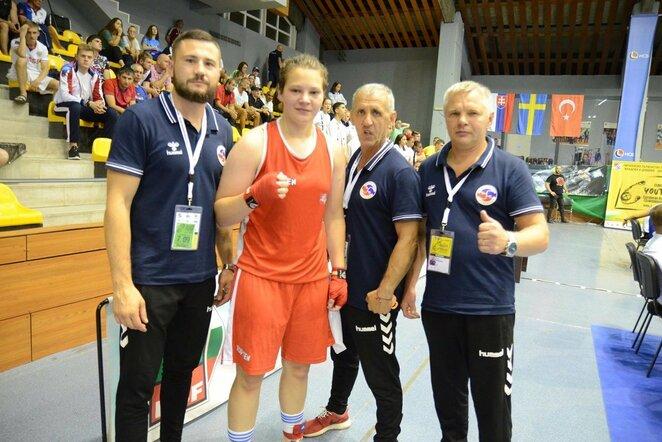 Gabrielė Diekontaitė | Youtube.com nuotr.