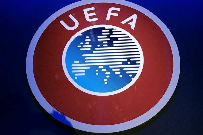 UEFA logotipas   Scanpix nuotr.