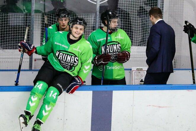 Egidijus Binkulis | hockey.lt nuotr.