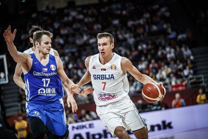 Bogdanovičius | FIBA nuotr.