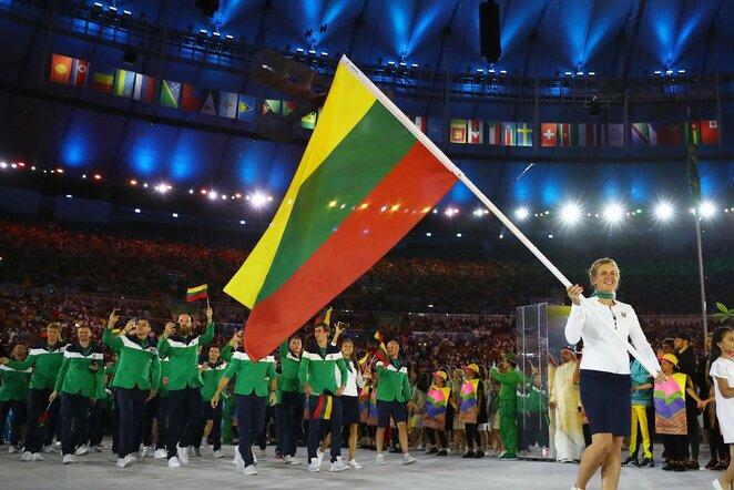Lietuvos olimpinė komanda | Scanpix nuotr.