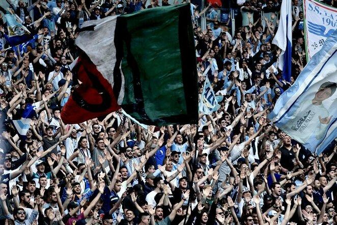"""Lazio"" sirgaliai | Scanpix nuotr."