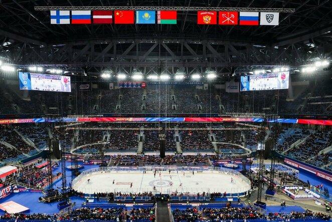 SKA ir CSKA rungtynės | Scanpix nuotr.