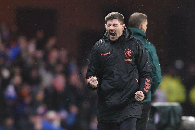 Stevenas Gerrardas   Scanpix nuotr.