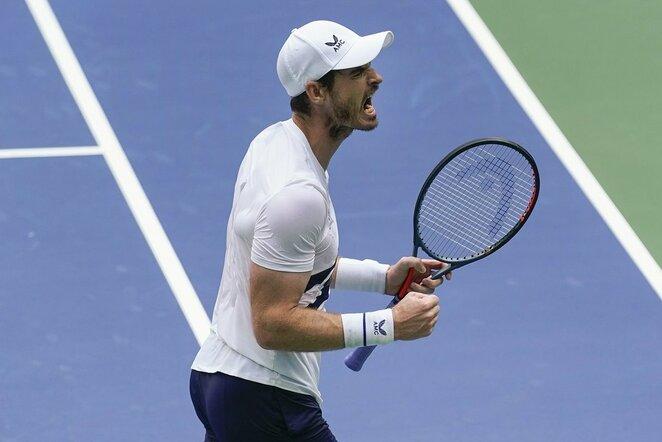 Andy Murray'us | Scanpix nuotr.