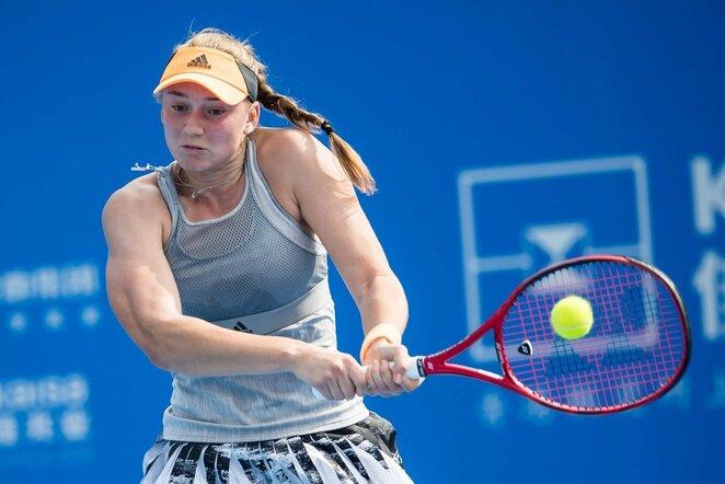 Elena Rybakina   Scanpix nuotr.