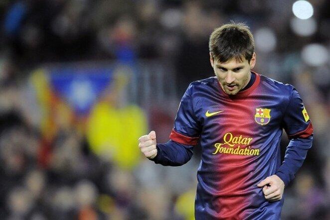 Lionelis Messi | AP/Scanpix nuotr.