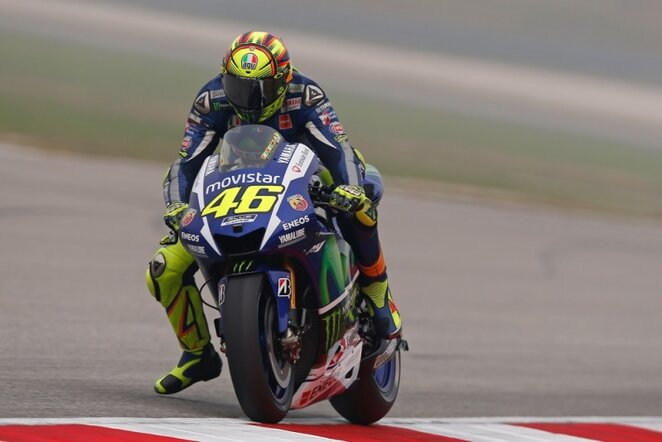 Valentino Rossi | AP/Scanpix nuotr.