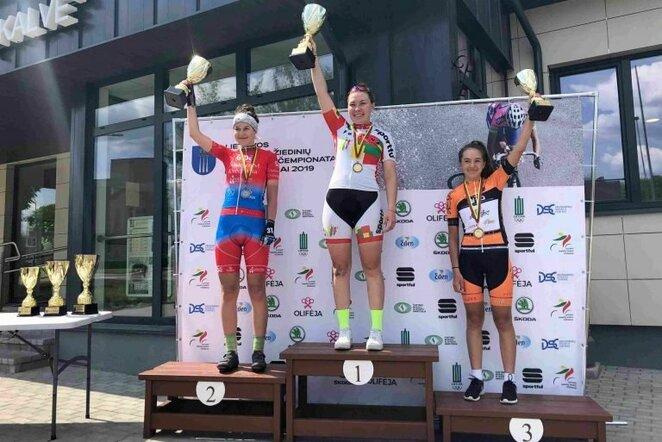 Druskininkuose paaiškėjo šalies žiedinių dviračių lenktynių čempionai | Organizatorių nuotr.