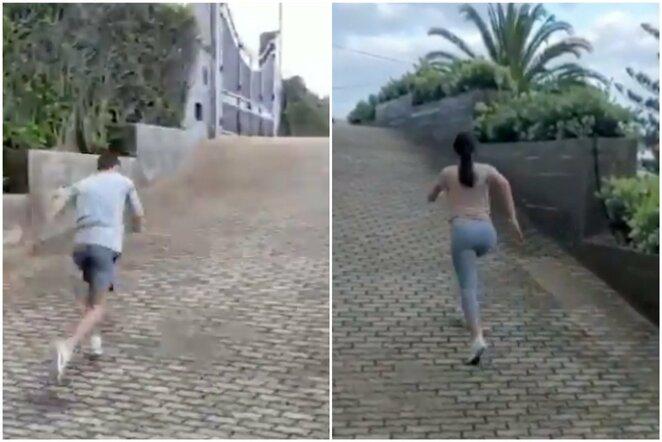 Cristiano Ronaldo ir jo sužadėtinė Georgina Rodriguez | Instagram.com nuotr