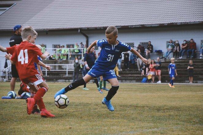Vaikų futbolas | Organizatorių nuotr.