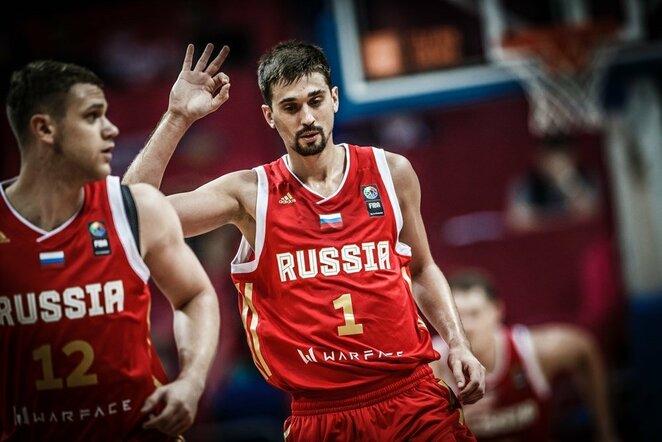 Aleksejus Švedas   FIBA nuotr.