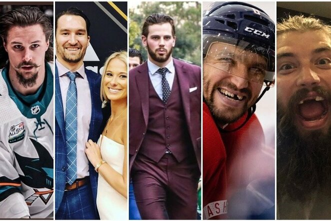 Daugiausiai uždirbantys NHL žaidėjai | Instagram.com nuotr