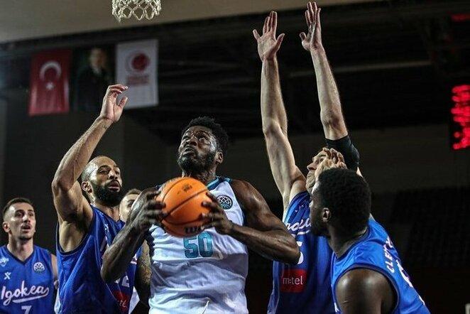 Michaelas Ericas   FIBA nuotr.