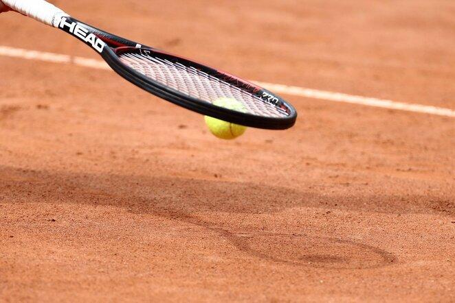 Tenisas ant grunto | Organizatorių nuotr.