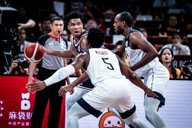 Antetokounmpo   FIBA nuotr.