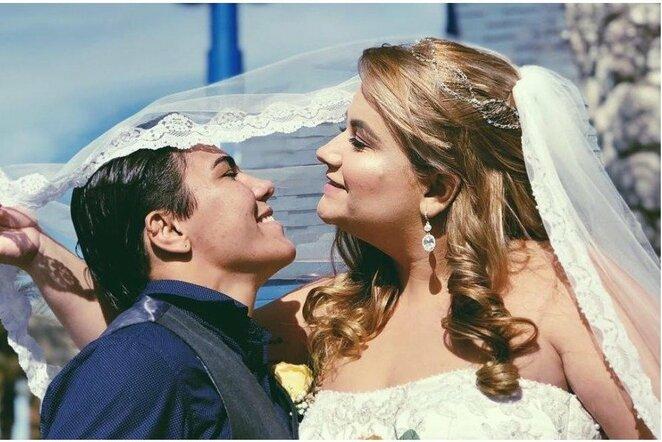 Jessica Andrade ir Fernanda Gomes | Instagram.com nuotr
