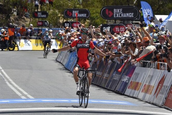 Etapo finišas | AFP/Scanpix nuotr.