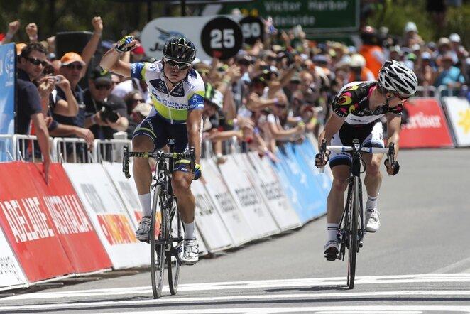 Lenktynių finišas | AFP/Scanpix nuotr.