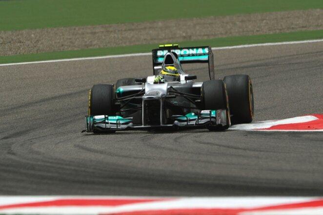 Nico Rosbergas | AFP/Scanpix nuotr.