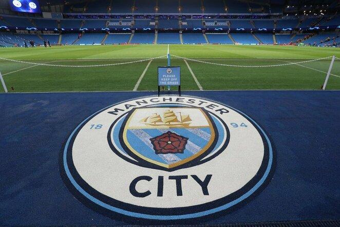 Manchester City | Scanpix nuotr.