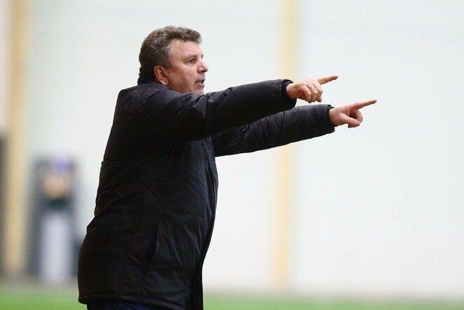 Vladimiras Čeburinas | Evaldo Šemioto nuotr.