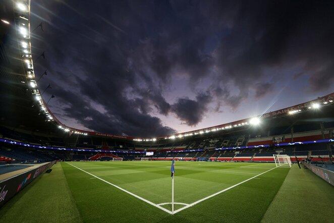 Tuščias stadionas   Scanpix nuotr.