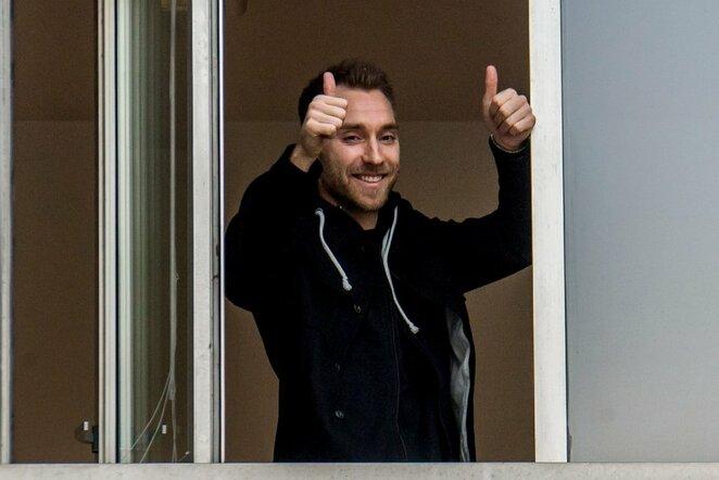 Christianas Eriksenas   Scanpix nuotr.