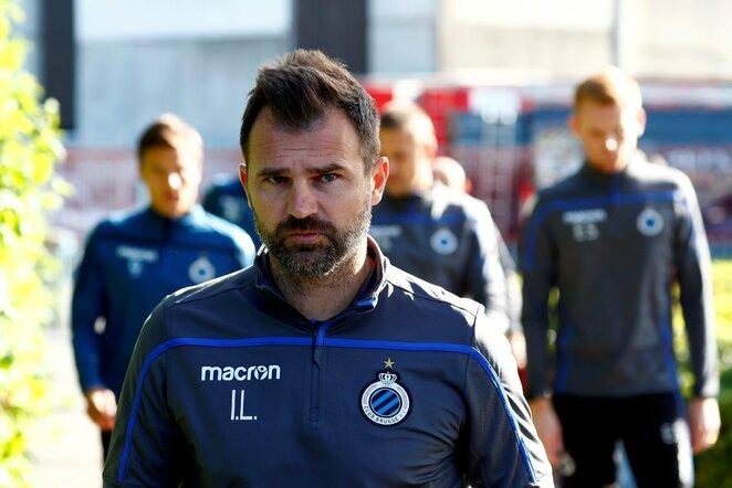 """Brugge"" komandos treneris | Scanpix nuotr."